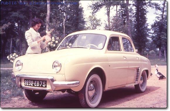 dauphine   1956-1967