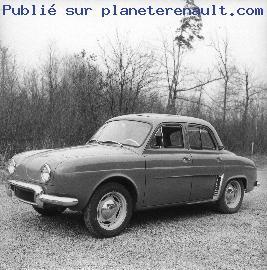 La Dauphine Première Renault Mondiale