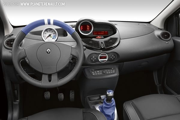 Twingo gordini gamme for Interieur d un couvent streaming