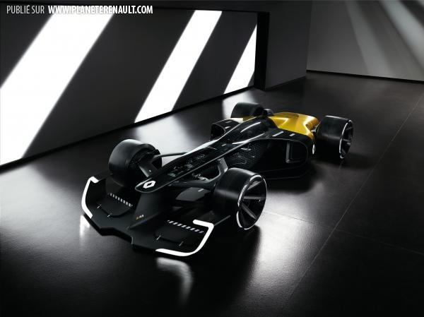 Renault R.S 2027 Vision
