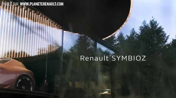 Annonce Renault Symbioz