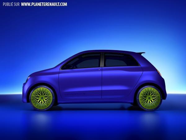 Concept car twin 39 z z28rl gamme for Meubles nouveau concept