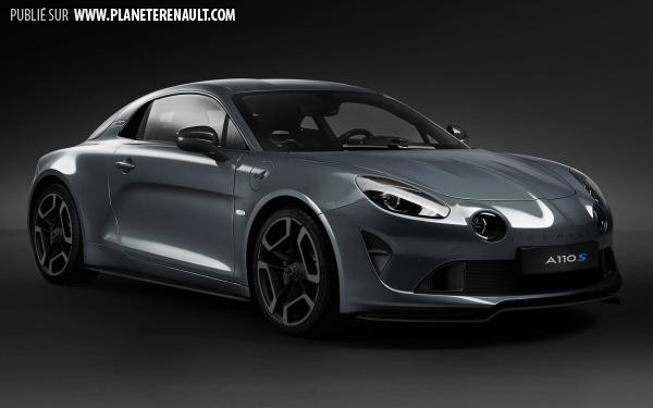 Future Alpine A110 S