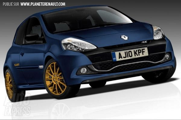 Renault Clio RS Williams
