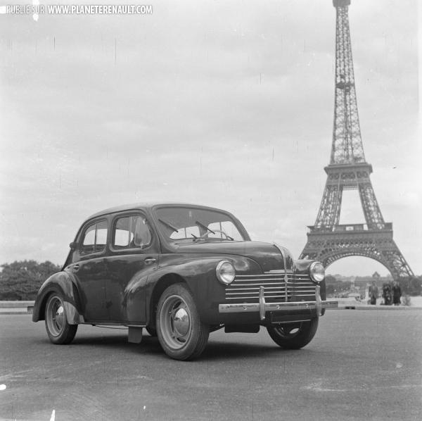 4 cv  1947 - 1961