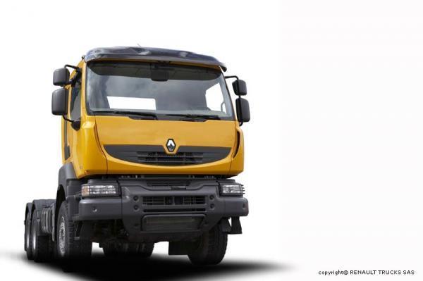 Renault Kerax. navalused renault kerax