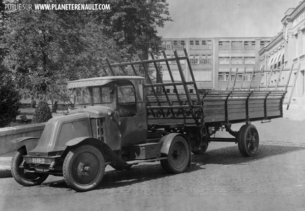 Tracteur Renault Type IL
