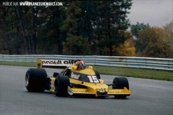 Renault RS01 Jabouille 1977