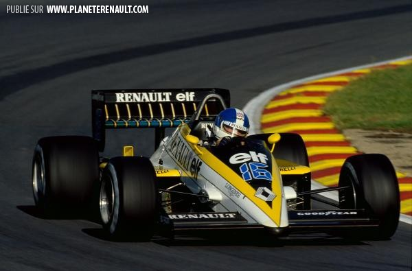 Renault F1 RE60