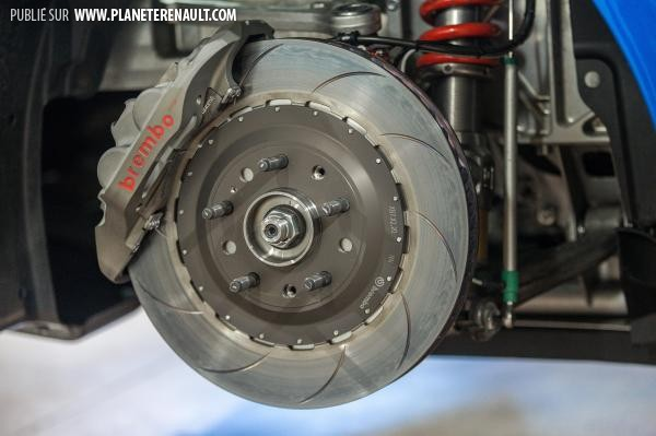 Freins Brembo Alpine A110 CUP