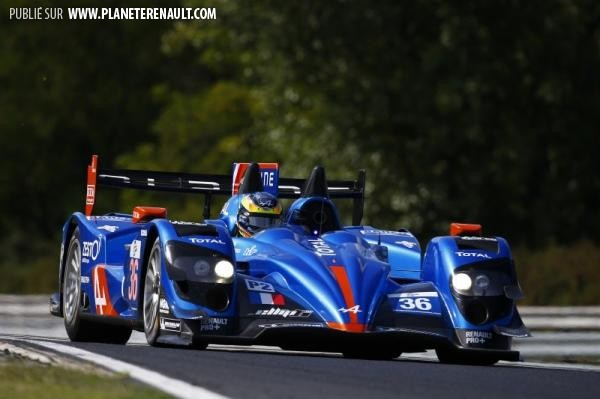 Alpine Le Mans Series