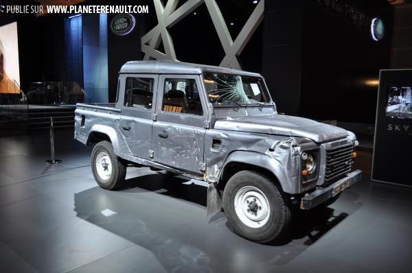 Land Rover Defender Mondial 2012