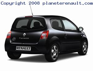 s rie limit e twingo night day plan te renault. Black Bedroom Furniture Sets. Home Design Ideas