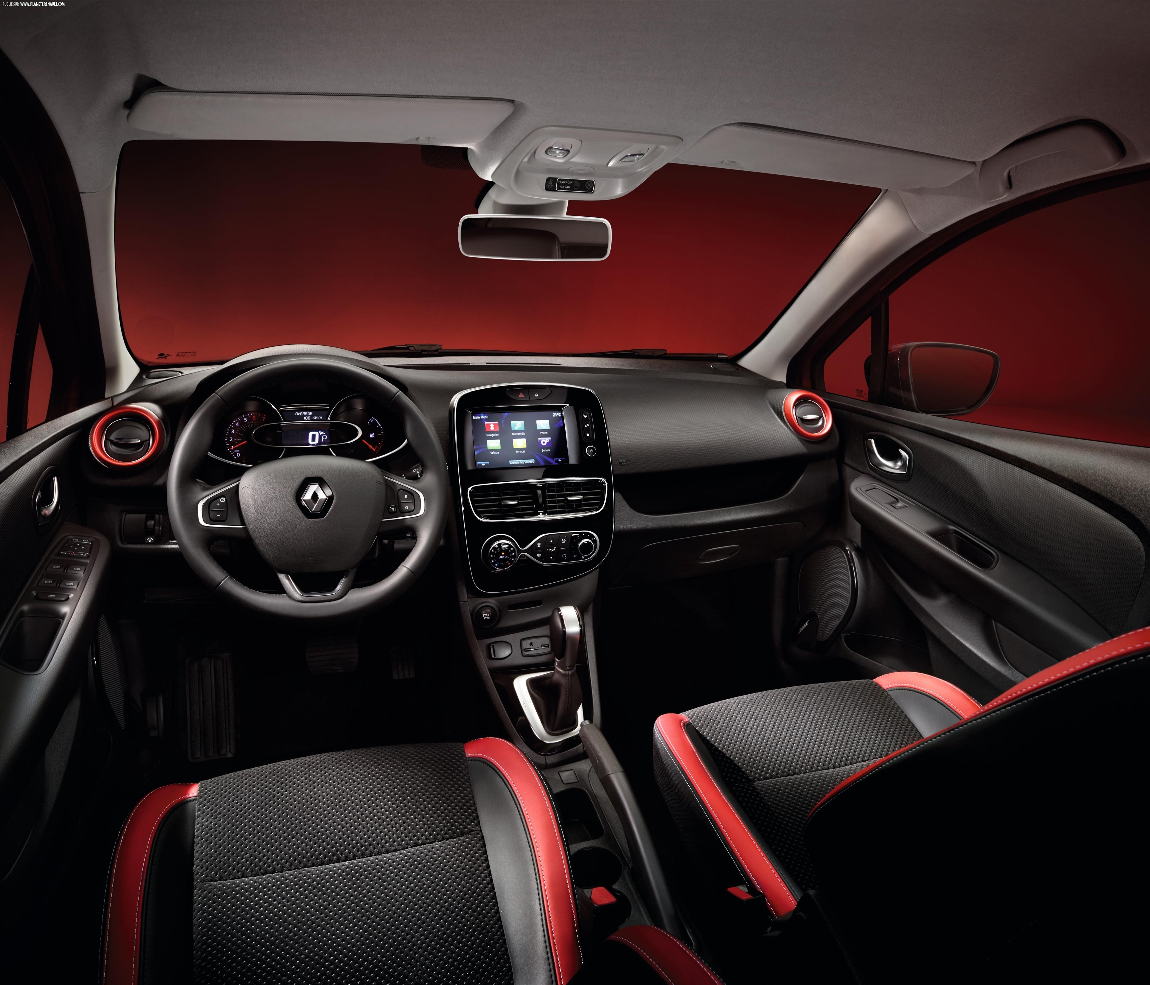 Renault Clio 4 Restylee Actu Essais Photos