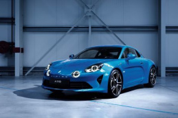 Alpine A110: 2 versions Pure et Legende proposées