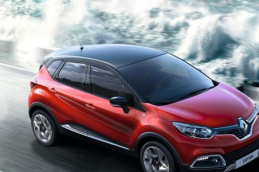 Le Captur domine son segment en Europe