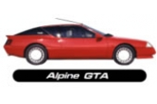Alpine GTA (84-91)