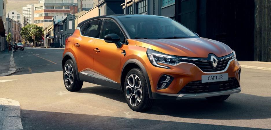 Nouveau Renault Captur 2020